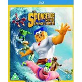 The Spongebob Movie: Sponge Out of Water [Blu-ray]